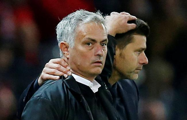 Gary Neville belives the Spurs boss is the right man to take over at Old Trafford. Picture: Action Images