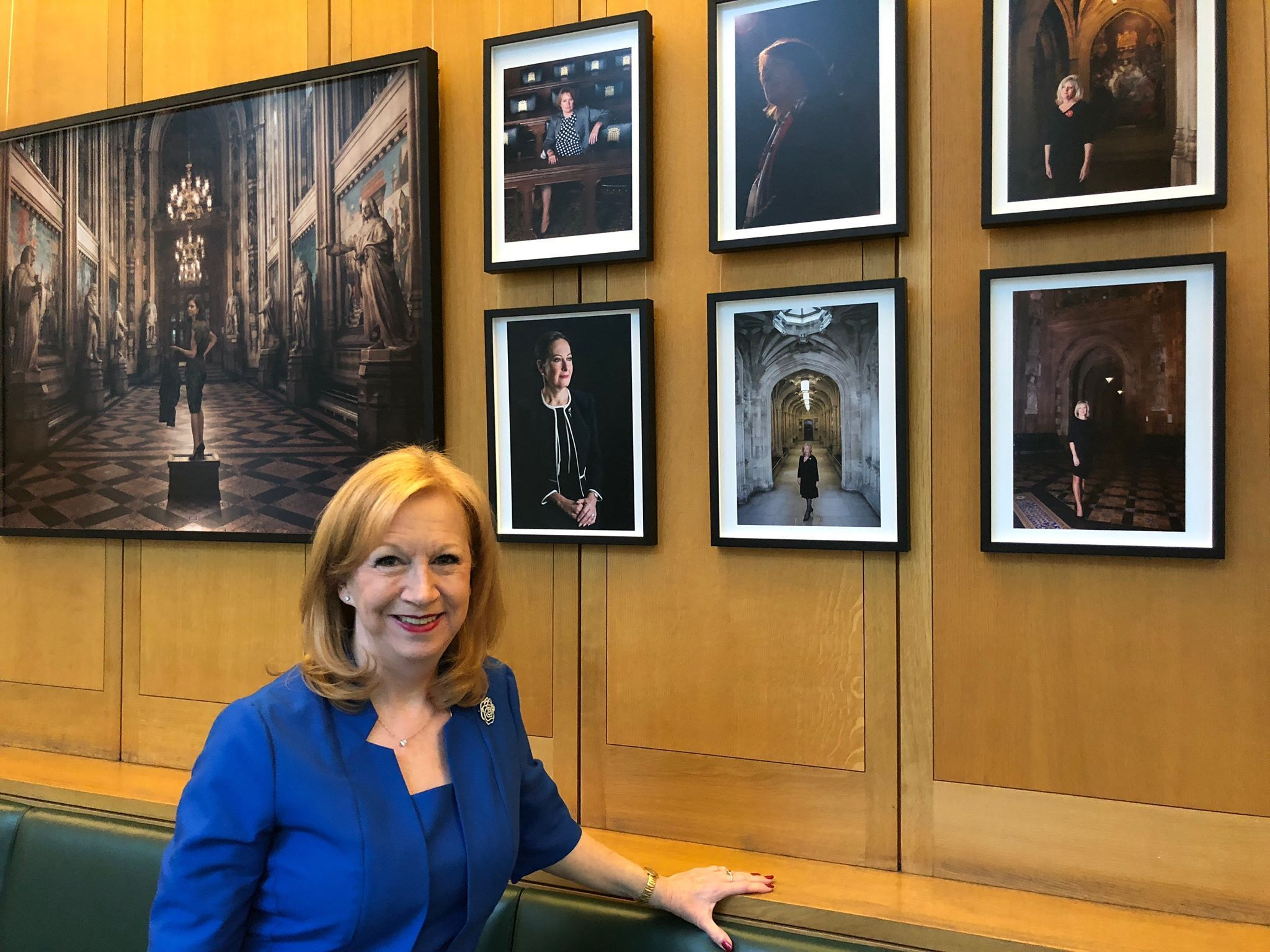 Epping Forest MP Dame Eleanor Laing features in '209 Women' exhibition