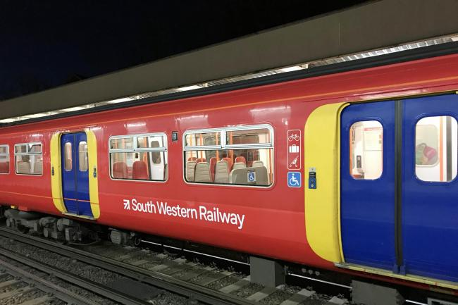 New train carriages to be rolled out in 2019 | East London and West