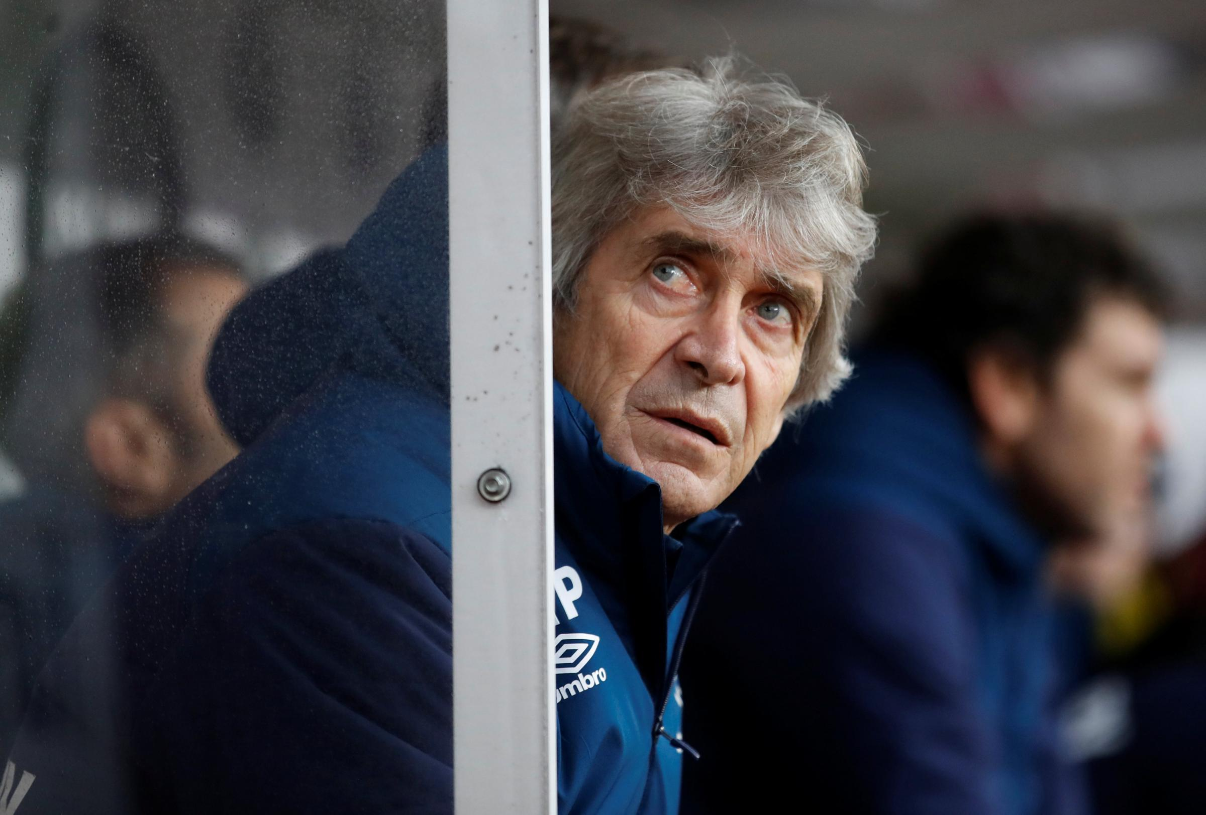Plenty to ponder: Manuel Pellegrini. Picture: Action Images