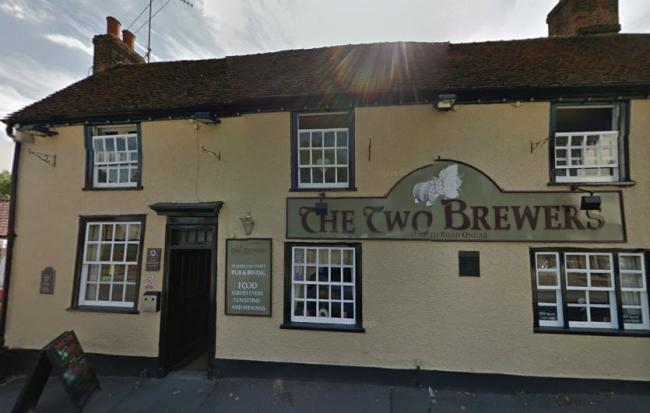 The Two Brewers Pub