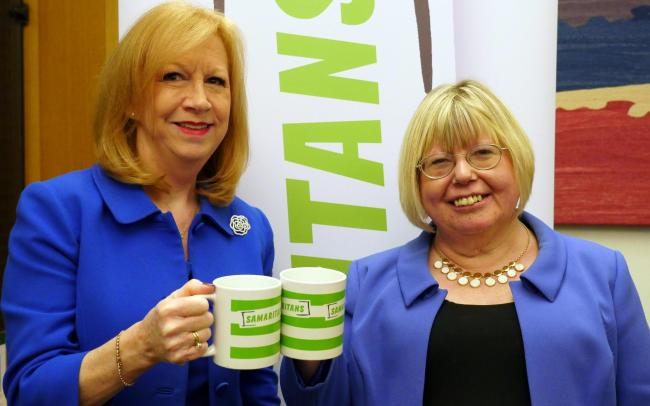 Epping Forest MP Dame Eleanor Laing and Liz Twist MP