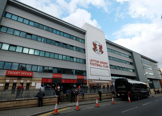Leyton Orient will play no more games this season. Picture: Action Images