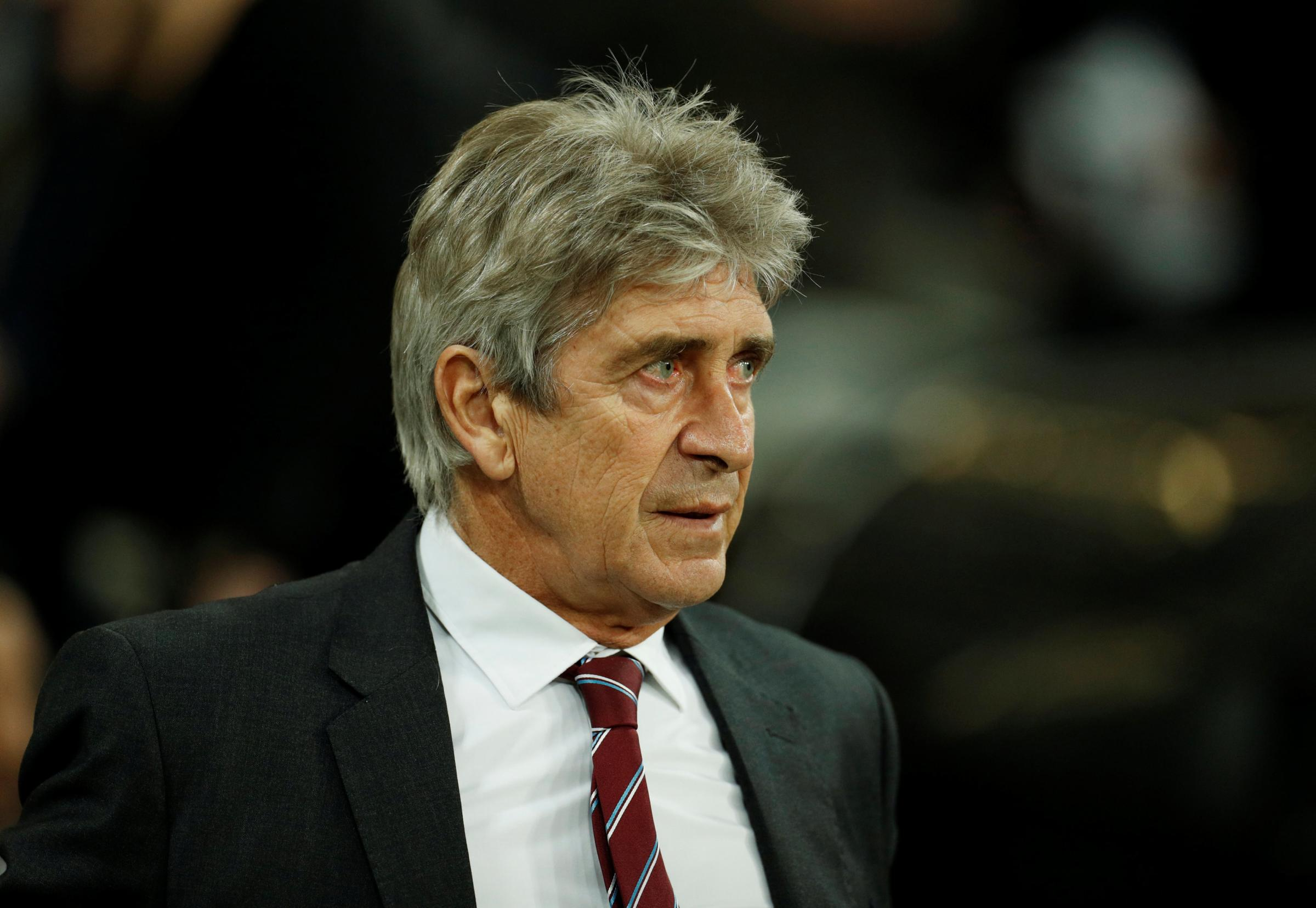 Manuel Pellegrini wants those responsible to be punished as soon as possible. Picture: Action Images