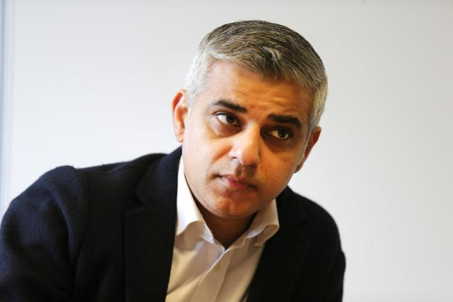 Sadiq Khan has called for more controls in the face of rising Waltham Forest rent prices