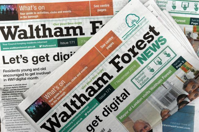 The Government ordered the council to stop publishing its newsletter more than four times a year