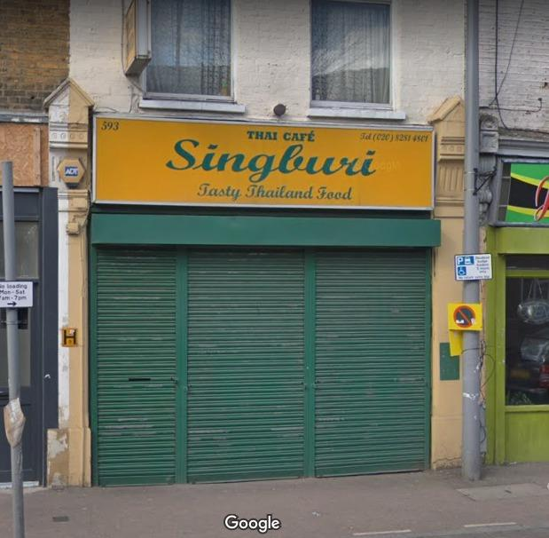 6f7043925d4 Singburi Thai Restaurant in Leytonstone is reopening on Friday after being  closed in December. [