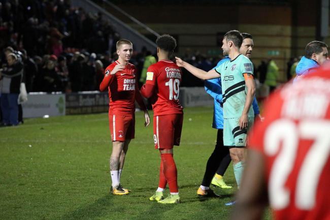 Sam Ling expressed his delight at being given a contract extension at Leyton Orient. Picture: Simon O'Connor