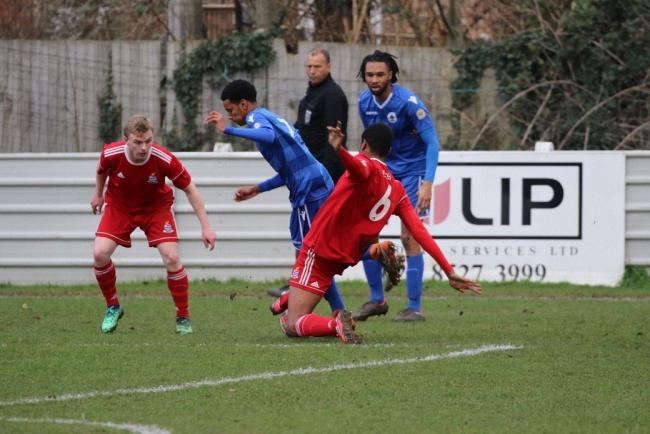West Essex won for the first time this season while Walthamstow moved up to fourth. Picture: Philip Lindhurst