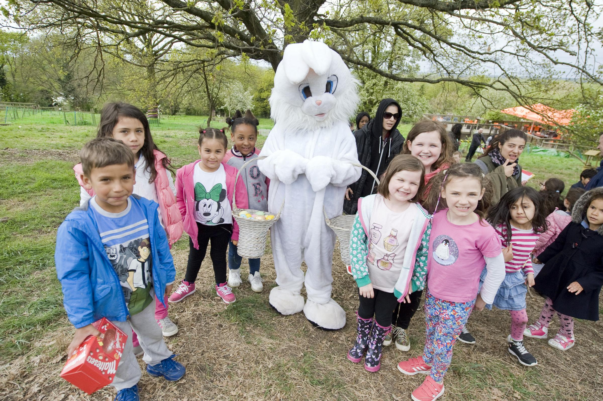 Lee Valley Easter events.