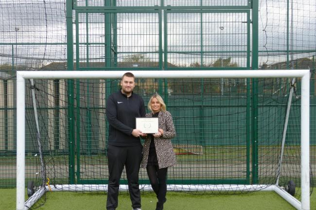 Waltham Forest Match Day Centres crowned the March winner for the MyLocalPitch competition.