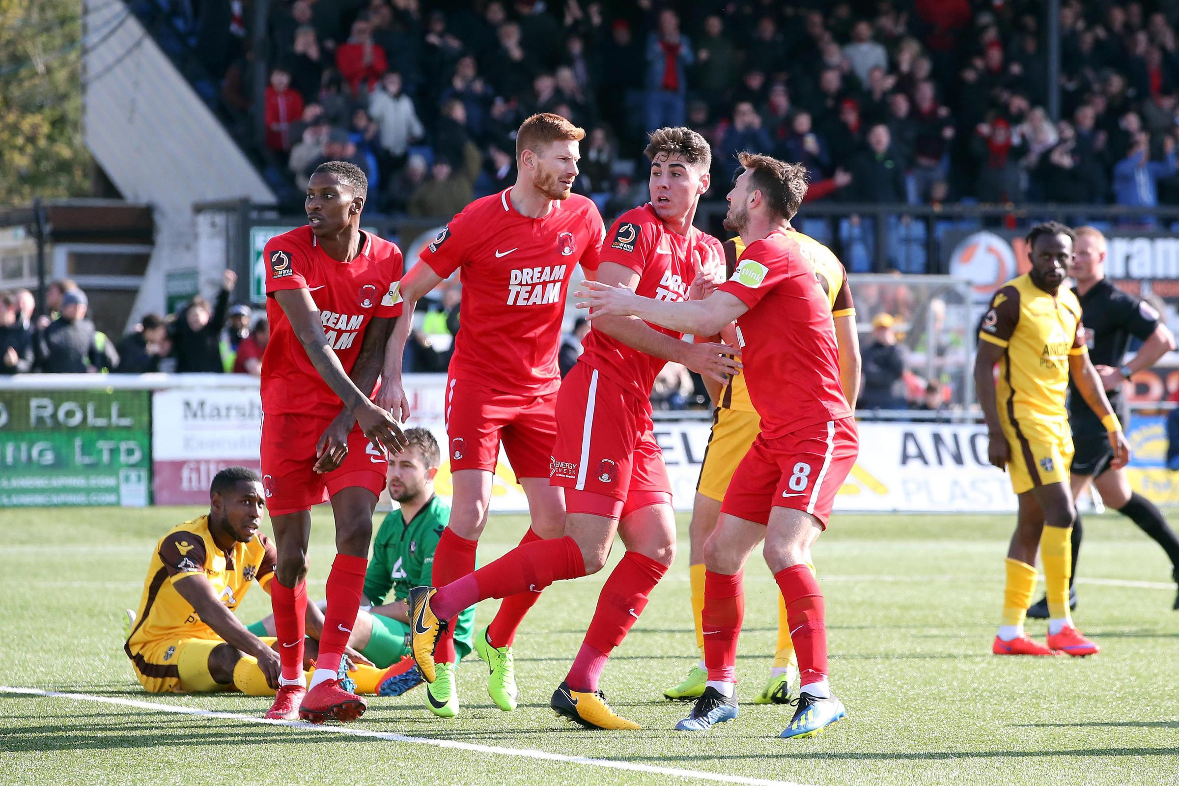 Leyton Orient will host Harrogate Town live on BT Sport on Good Friday. Picture: Simon O'Connor