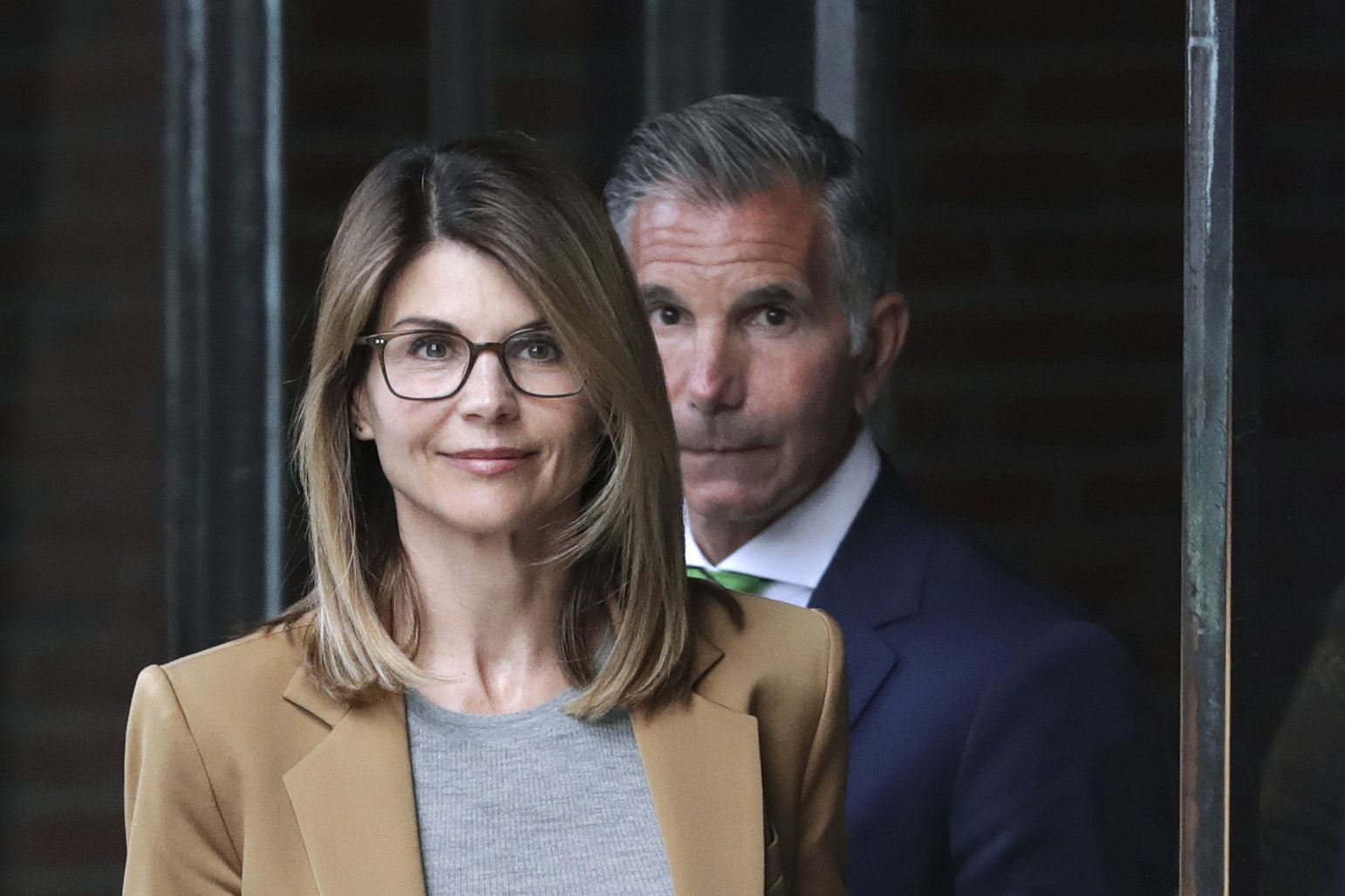 Actress Lori Loughlin and her husband Mossimo Giannulli