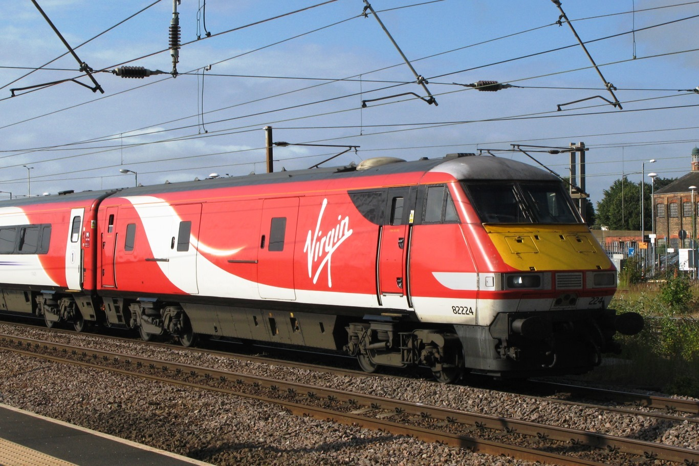 Around 10 LNER trains have been taken out of service due to damage to their pantographs