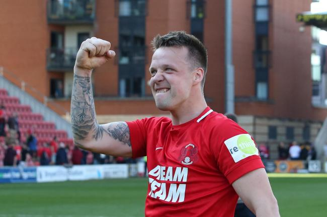 Josh Coulson praised Leyton Orient after their 2-0 National League win over Harrogate. Picture: Simon O'Connor