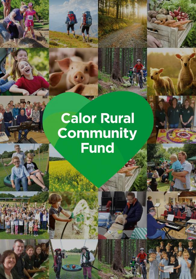 Rural home energy provider Calor is urging people across the UK to vote for the Calor Rural Community Fund