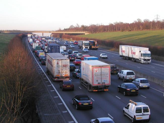 Collision on M25 and other minor delays on other major motorways