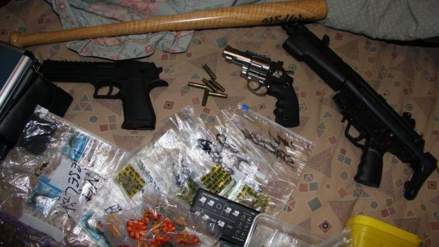 Ongar man and three others arrested in drug raid in
